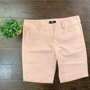 Target Mossimo Just Peachy Bermuda Shorts NWT